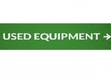 NEW Listings for PRE-OWNED Equipment