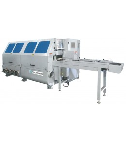 Automatic Hand Scraping & Texturing Machine