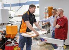 Taurus Craco Machinery holds edgebanding symposium