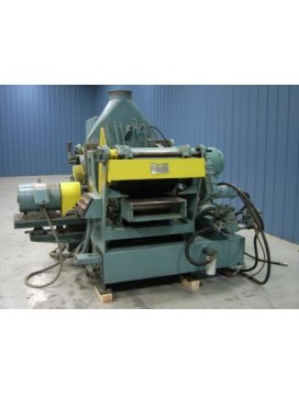 S-282 Double Sided Rough Lumber Planer