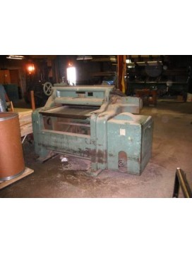 Single Surface Roughing Planer