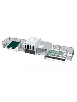 Conturex 124 processing equipment