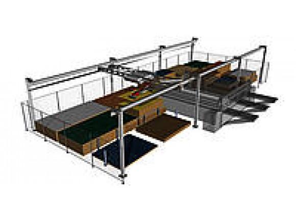 CSF Automatic Panel Storage System