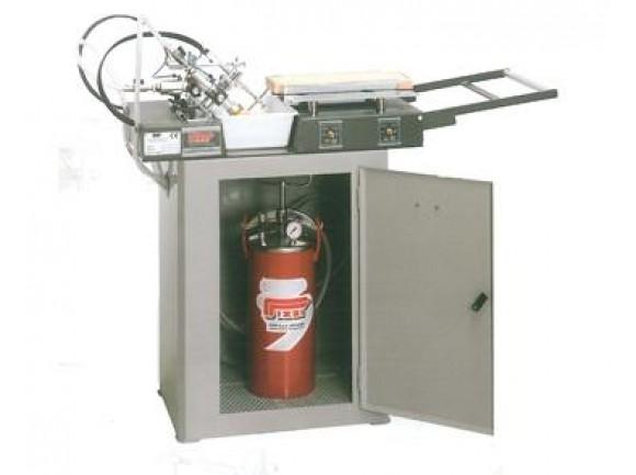 9037 Semi-Auto Glue Spreader