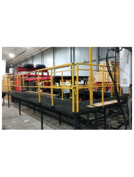 Bol-300 Automated Nailer & Pallet Stacker Assembly System
