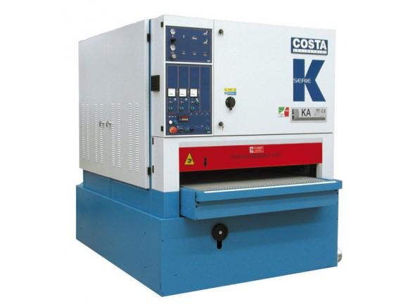 K series calibrating+sanding machine