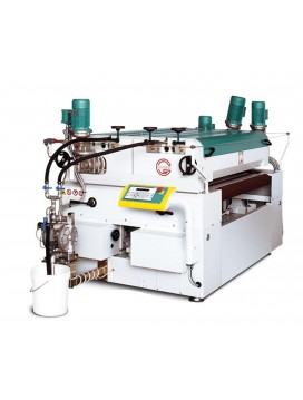 G02-07 Two head roller coating machine