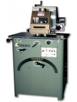 M652R Multi-Moulder and Router