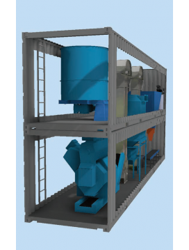 Containerized Pellet Plant CPP