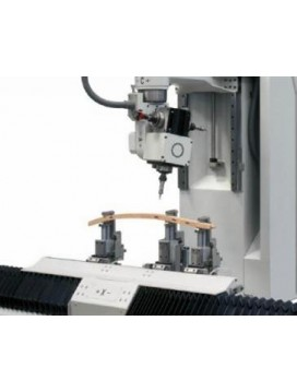 Jet 1800 5 axis machine centre