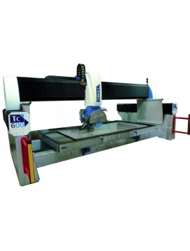 TC600 CNC Bridge Saw