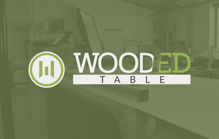 Wood-Ed Table